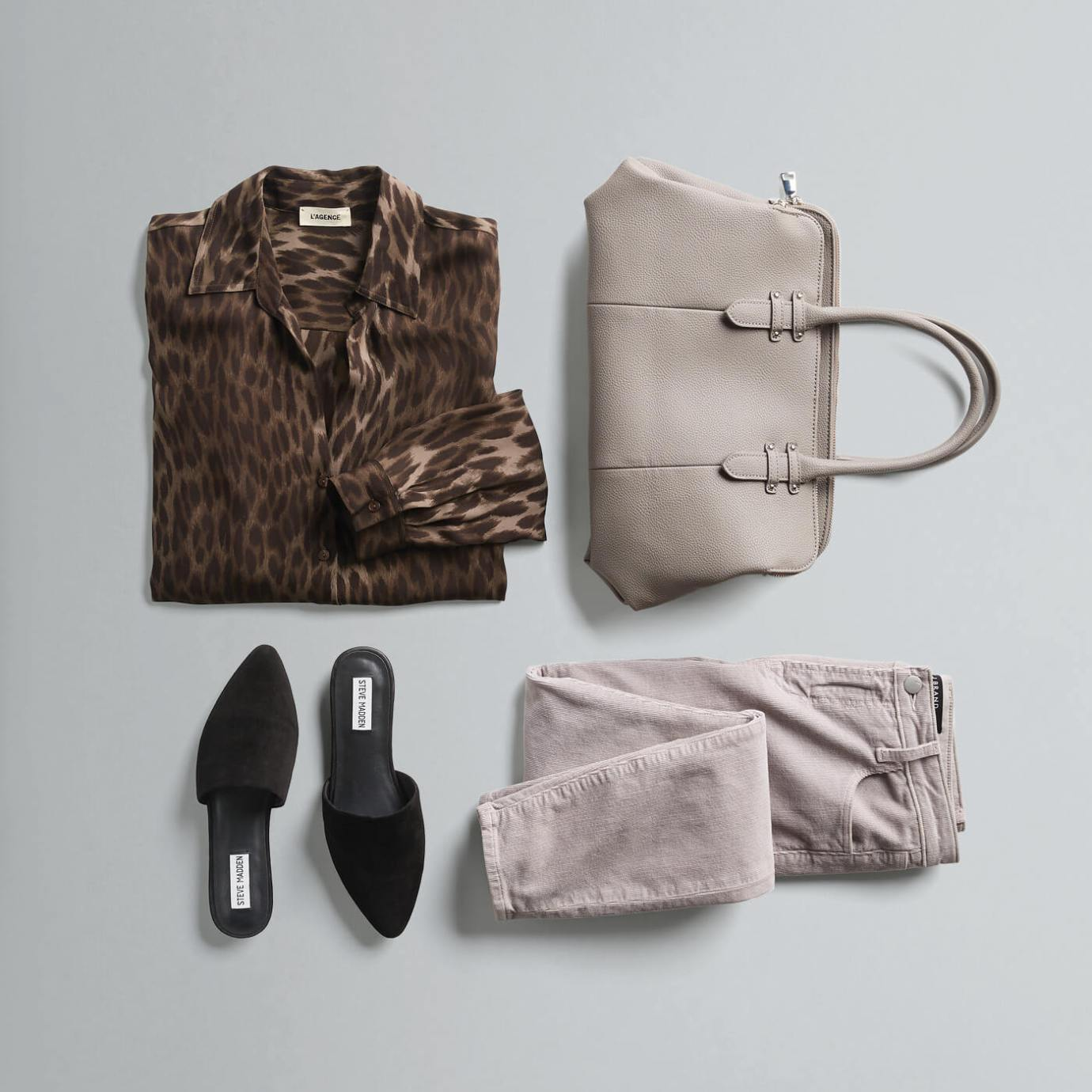how to wear neutrals