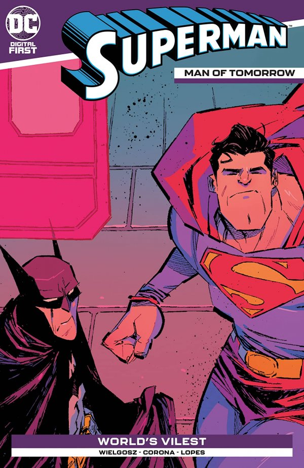 Superman: Man of Tomorrow #19 Review - The Aspiring Kryptonian