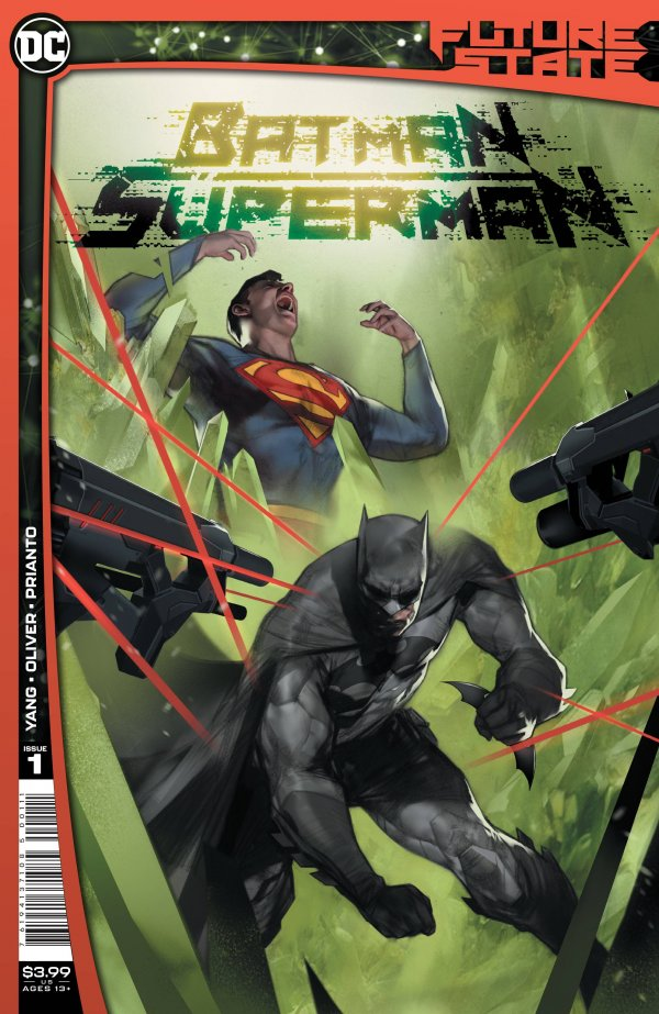 Future State: Batman/Superman #1  Review - The Aspiring Kryptonian