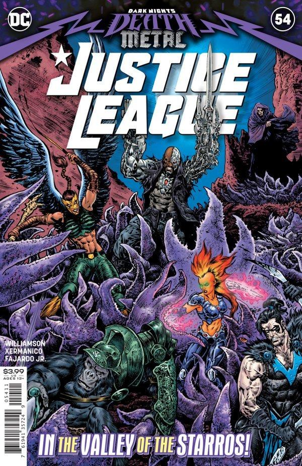 Justice League #54 Reviews