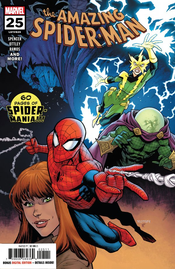 Image result for amazing spider-man 25 2019