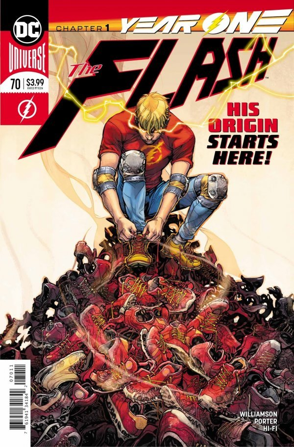 Image result for the flash #70