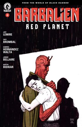 Barbalien: Red Planet #4