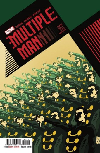 Multiple Man #2
