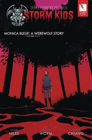 Image result for Storm Kids Monica Belue Welwolf Story 1