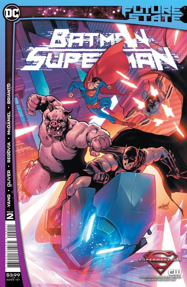 Future State: Batman/Superman #2 Review | The Aspiring Kryptonian