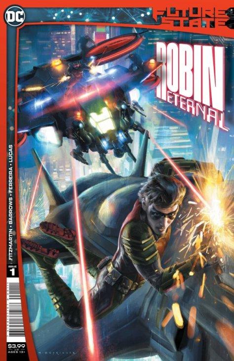 Future State: Robin Eternal #1 Reviews