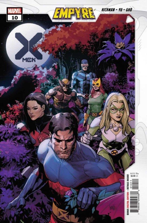 X-Men #10