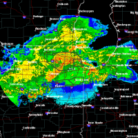 Radar Image for Severe Thunderstorms near Joliet, IL at 5/15/2020 12:22 AM CDT