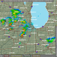 Radar Image for Severe Thunderstorms near Joliet, IL at 5/23/2020 2:42 PM CDT