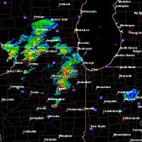 Radar Image for Severe Thunderstorms near Joliet, IL at 5/23/2020 3:05 PM CDT