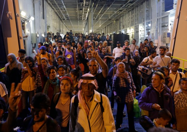 'Total chaos,' 'Germany's problem:' Europe fumbles massive ...