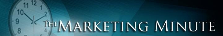 Marketing Minute