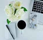 Desk_flowers_flatlay_form