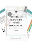 The ultimate time management guide and planner 2 1