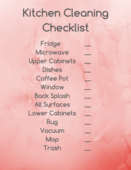 Cleaning_checklists