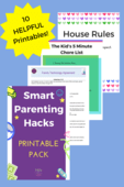 Smart parenting hacks pic