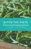 Ditch the diets graphic