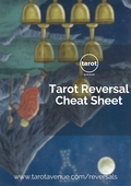 Tarot reversal cheat sheet