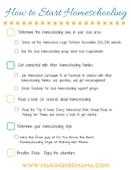 How_to_start_homeschooling_checklist