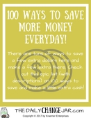 100 ways to save title