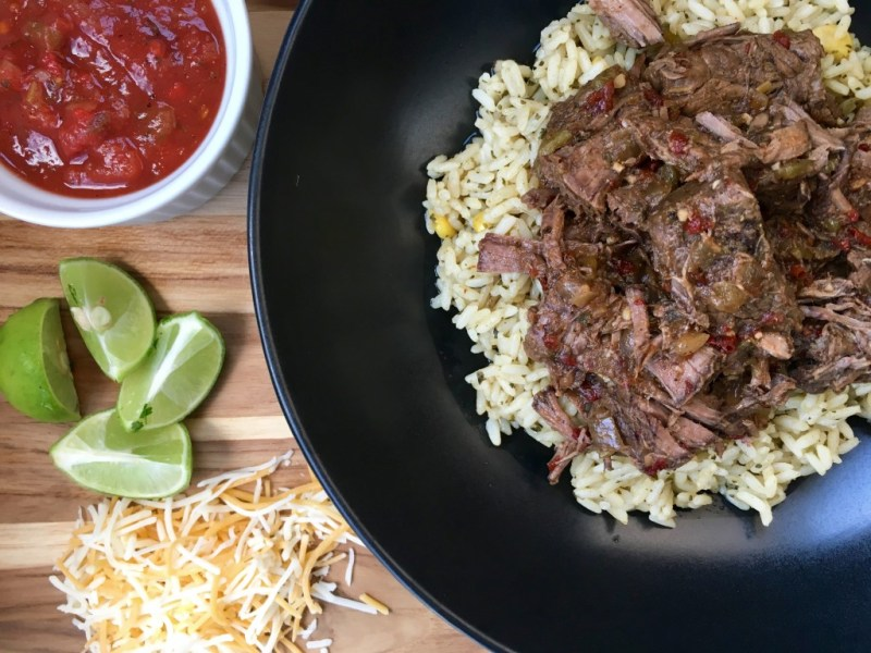 Easy Crock-pot Barbacoa