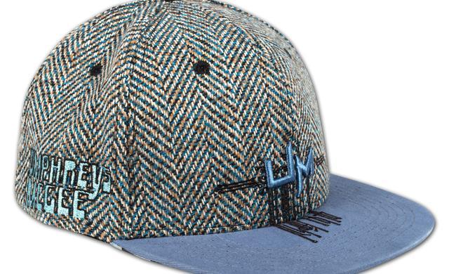 UMPHREY S MCGEE UM GRASSROOTS HAT - MULTICOLOR BLUE 2a1f616a8146