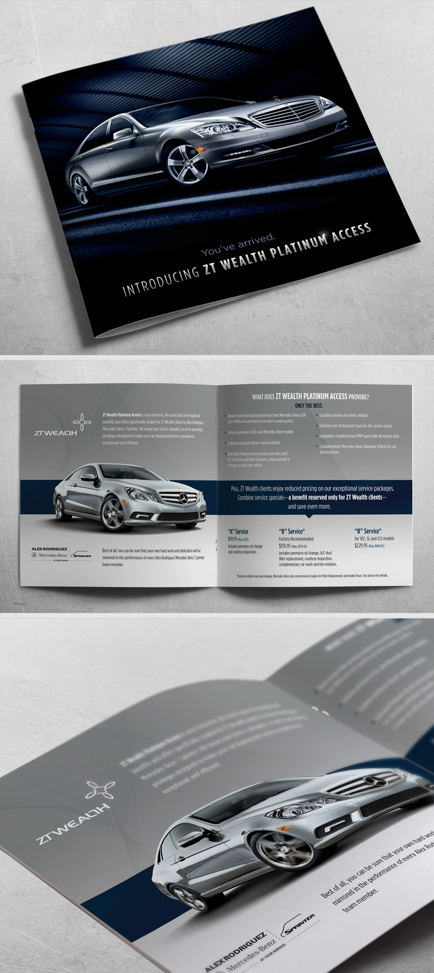 Mercedes Benz Brochure