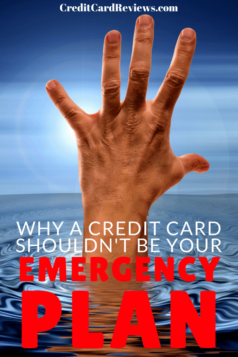 Capital one is the exclusive lender. Why A Credit Card Shouldn T Be Your Emergency Plan Creditcardreviews Com