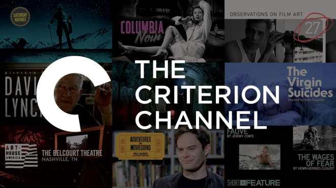The Criterion Channel Announces Launch Lineup