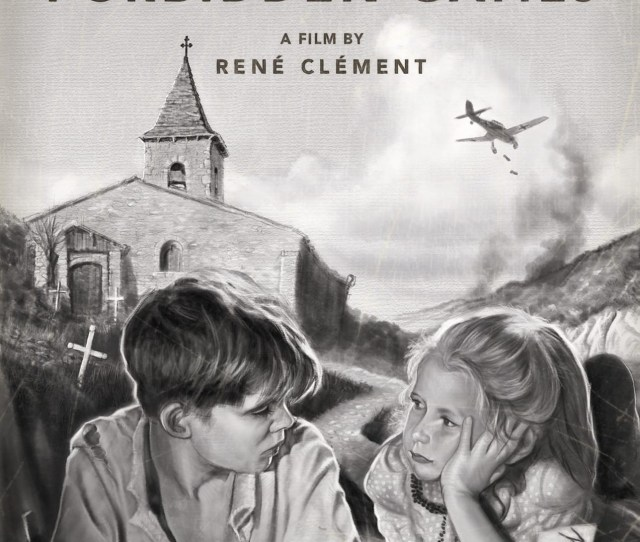 A Timeless Evocation Of Childhood Innocence Corrupted Rene Clements Forbidden Games Tells The Story Of A Young Girl Orphaned By War And The Farm Boy She