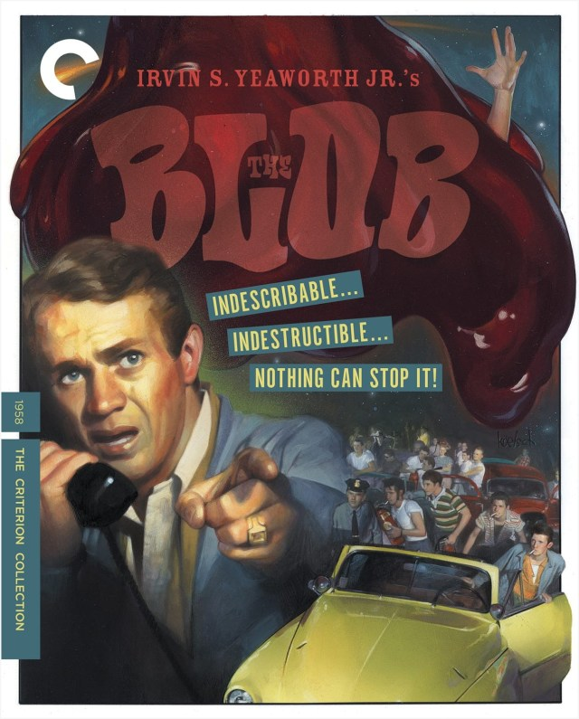 Image result for the blob 1958