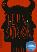 Fellini Satyricon (Criterion Blu-Ray)