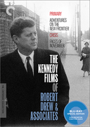 The Kennedy Films of Robert Drew & Associates (Criterion Blu-Ray)