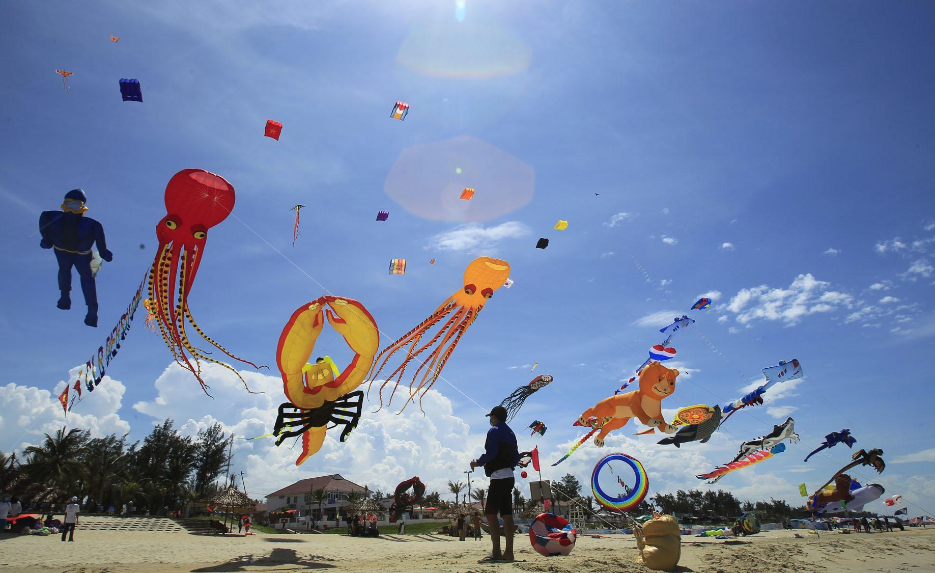 International Kite Festival In Vietnam