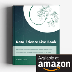 Data Science Live Book available at Amazon!