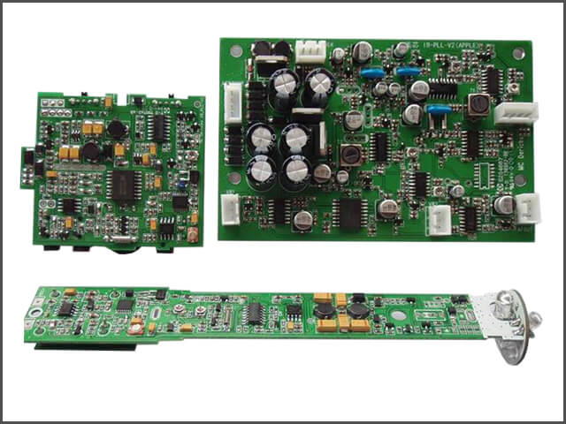 WellPCB PCBA Finished Products