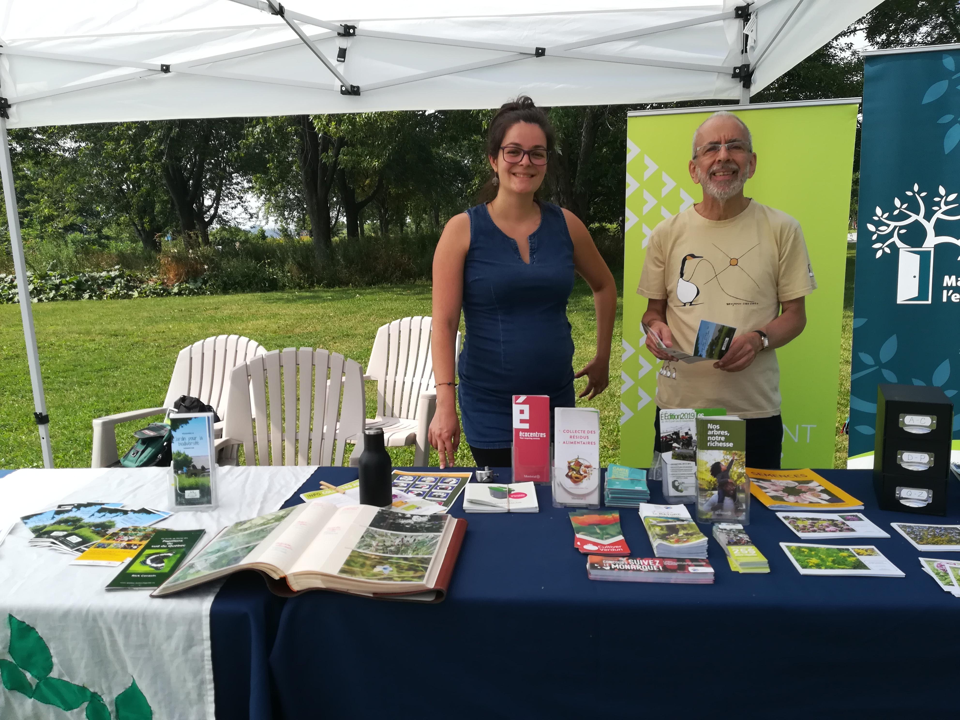 Partons à la découverte des plantes sauvages lors de Portageons la fête !
