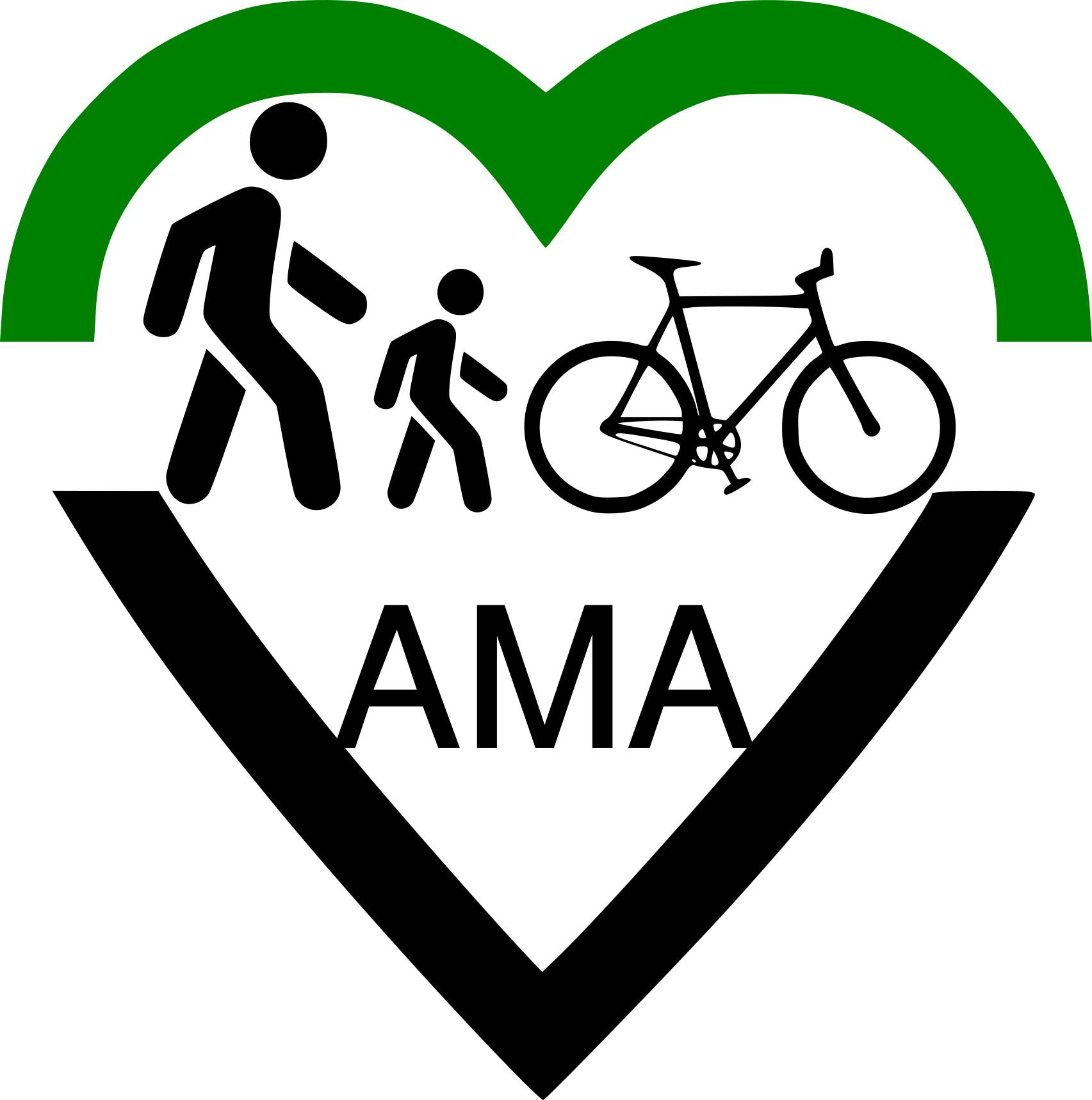 L'AMAV lance une campagne pour encourager les achats locaux à vélo                           sur la rue Verdun