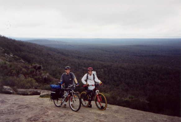 Mountain-Top Break