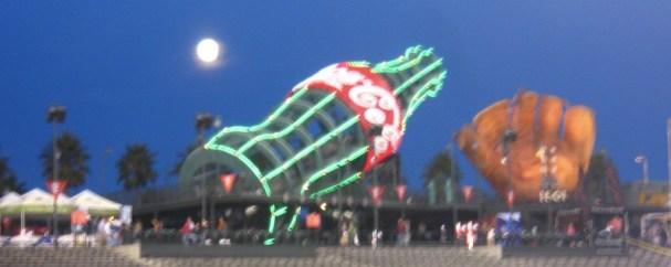 Moon Over the Coke Glove