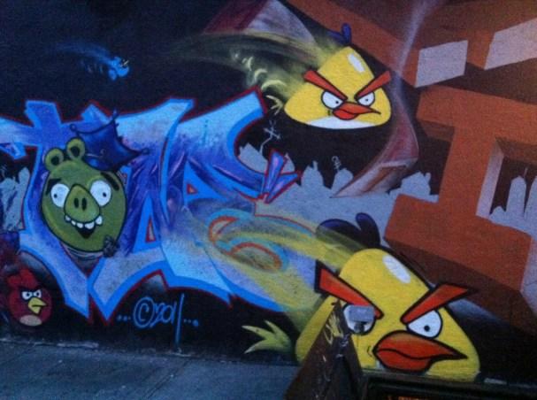 Angry Birds Cometh