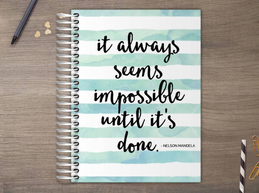 Until It's Done Daily Planner