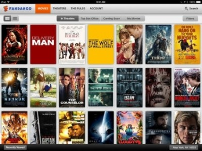 Fandango Movies     Times   Tickets Entertainment App Review  iOS     Fandango Movies     Times   Tickets