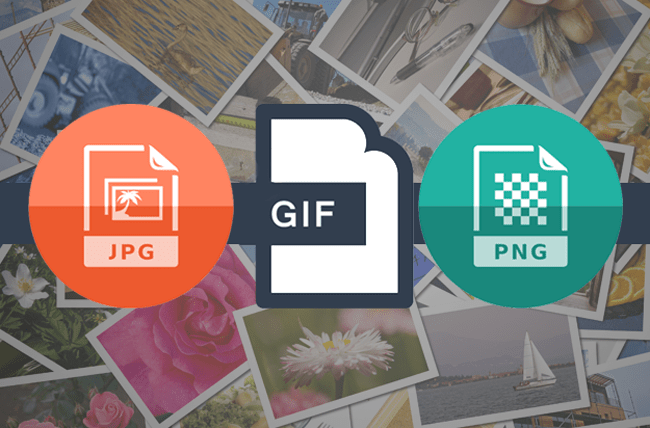 GIF Vs JPG Vs PNG Whats The Difference Digital Trends