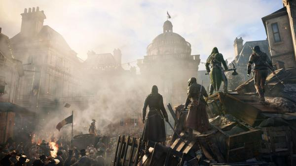 Assassin's Creed: Unity E3 2014 preview | Digital Trends