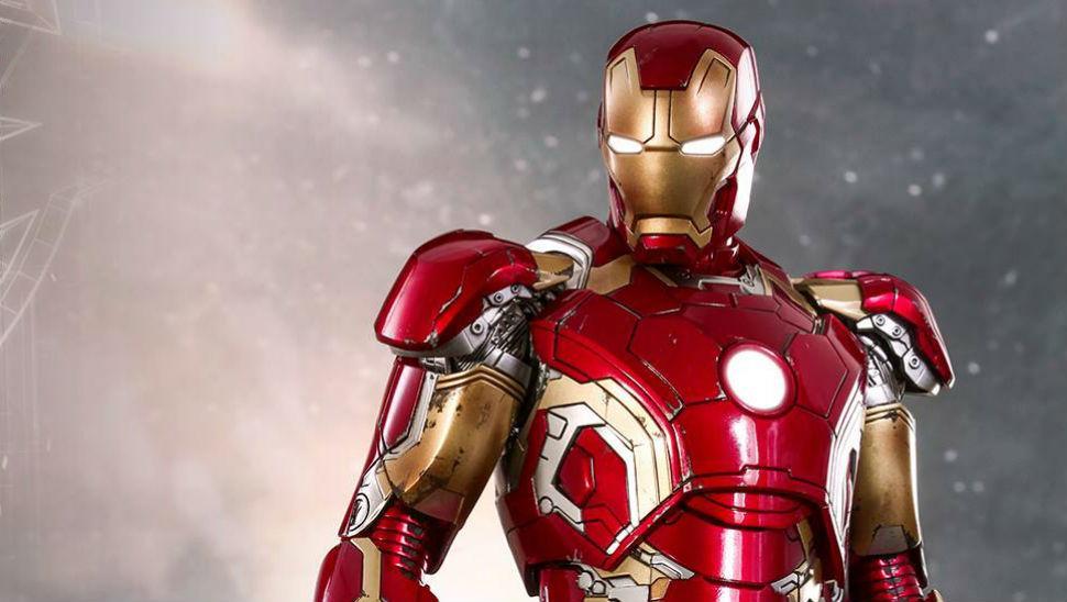 Iron Mans Mark XLIII Armor For Avengers Age Of Ultron