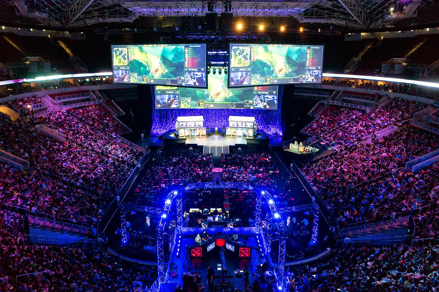 Dota 2 Players Help Build Record Breaking 18M Prize Pool