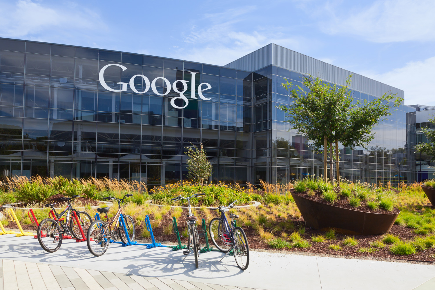 Image result for google campus