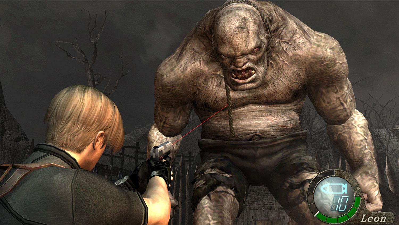Image result for Resident Evil 4